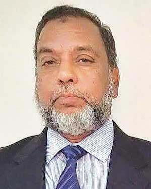 Dr. S.M. Iqbal Shaheed