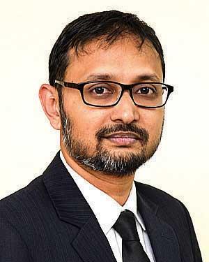 Dr. Syed Atiqur Rahman Raju