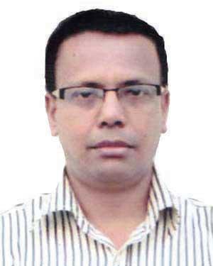 Dr. Binay K. Das